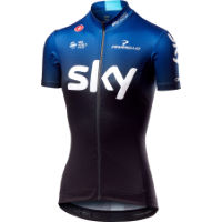 Castelli Team Sky Fan 19 Womens Jersey