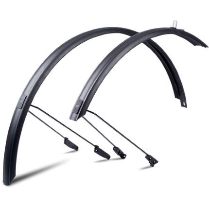 Cube Acid Mudguards Set Trekking 45 With Stays