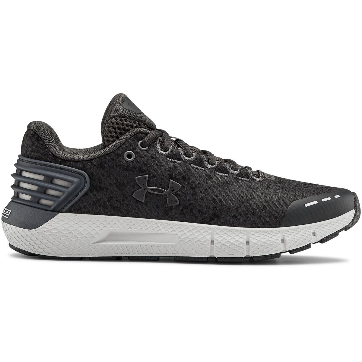 womens under armour shoes black
