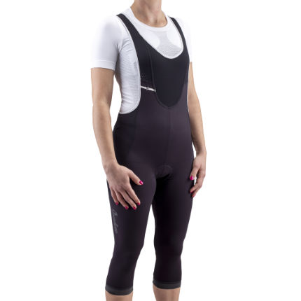 Isadore Women's 3/4 Summer Bib Shorts