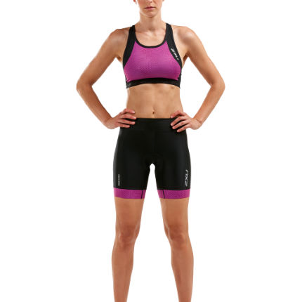 2XU Womens Perform Tri Crop