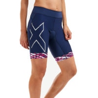 2XU Womens Compression Tri Short
