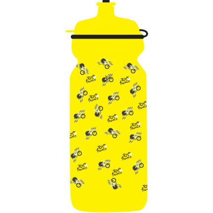 Tour de France Yellow Bottle
