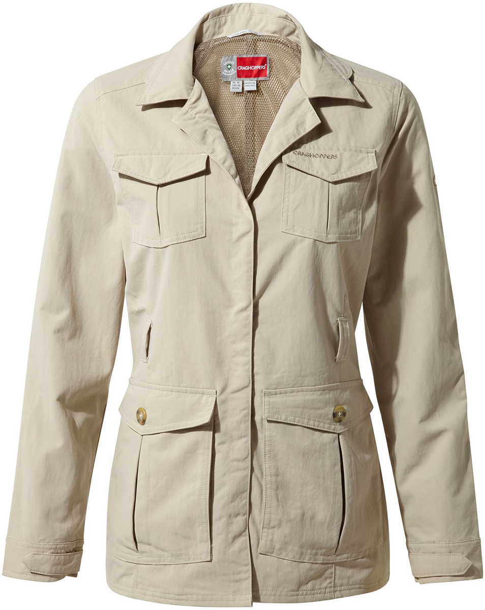 Craghoppers Women's NosiLife Lucca Jacket | Jackets