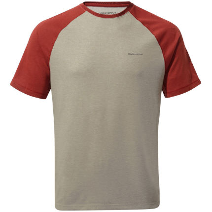 Craghoppers NosiLife Anello Short Sleeved T-Shirt