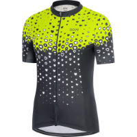 Gore Wear Womens C3 Short Sleeve Heart Print Jersey