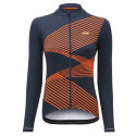dhb Classic Womens Long Sleeve Jersey - Spiral
