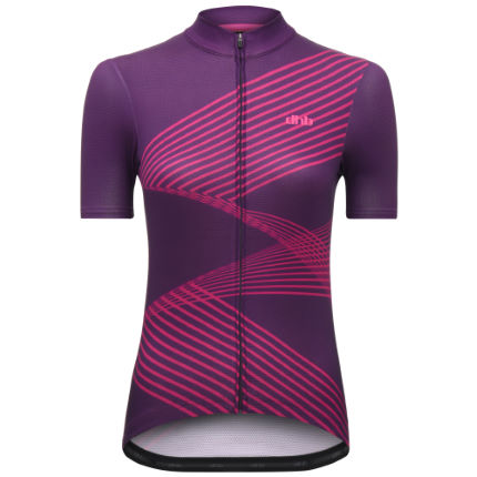 dhb Classic Womens Short Sleeve Jersey - Spiral
