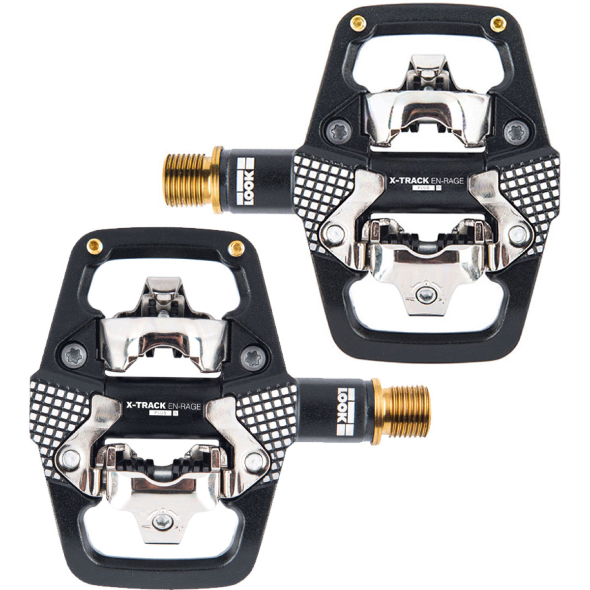 Look Look X-Track En-Rage Plus Ti MTB Pedals   Clip-in Pedals