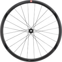 3T Discus C35 Ltd Team Stealth TR Front Wheel