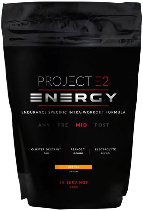 Project E2 Energy Drink (1.6kg) | Energy drinks