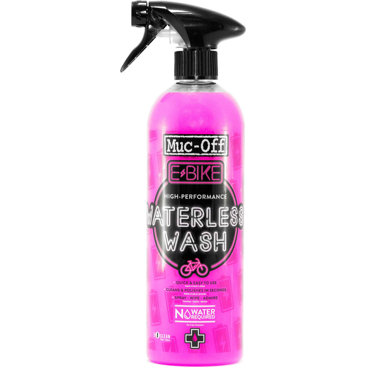 Muc-Off Muc-Off eBike Dry Wash   Cleaning Products
