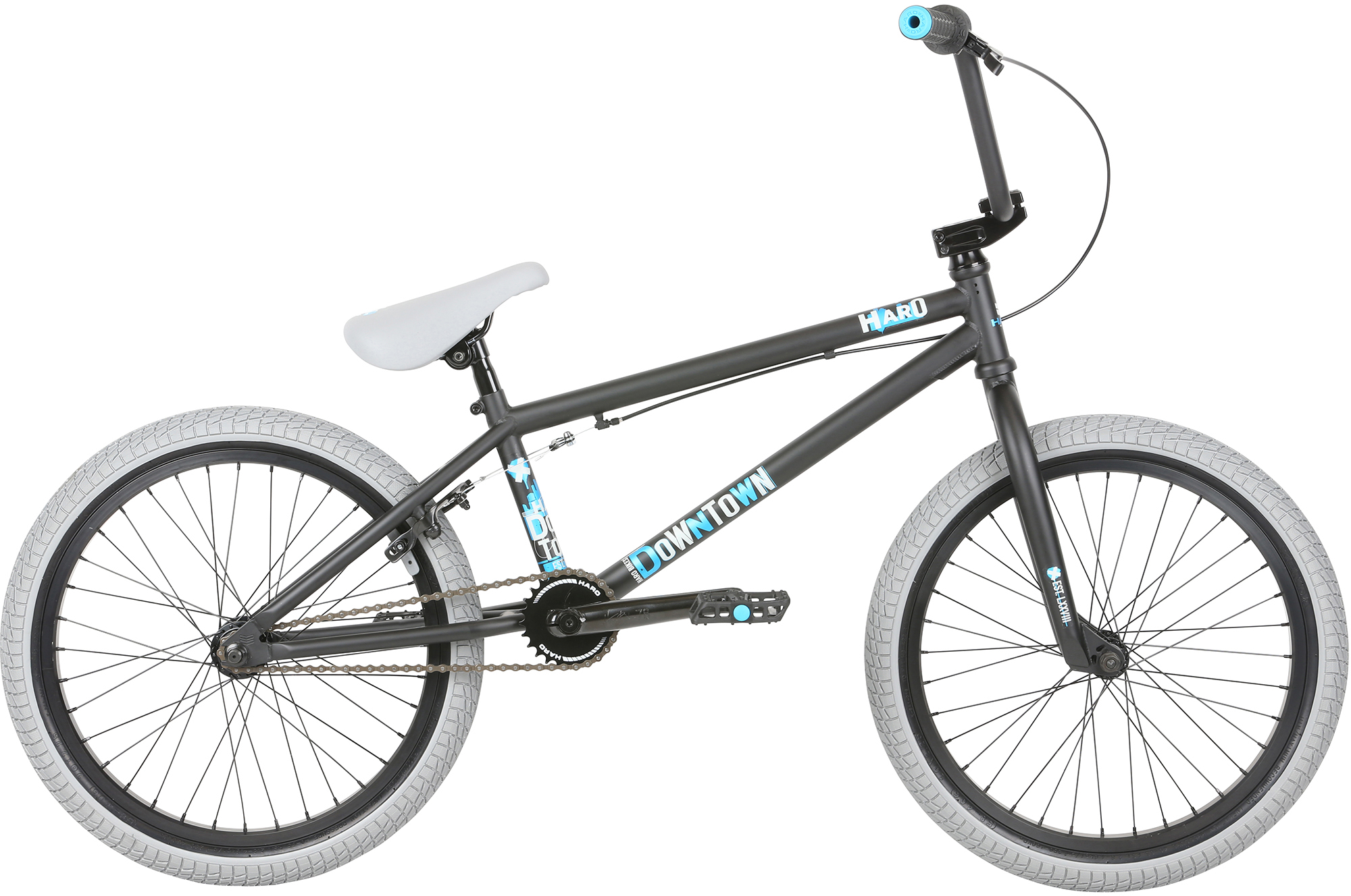 Haro Downtown Freestyle BMX Bike | BMX-cykler
