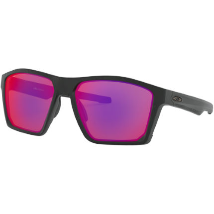 Oakley Targetline Matte Black PRIZM Road Sunglasses