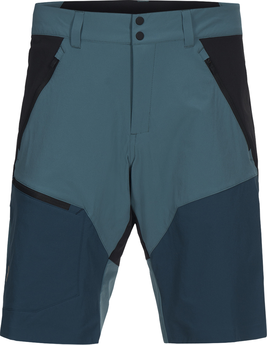 Peak Performance Light Softshell Carbon Shorts | Trousers