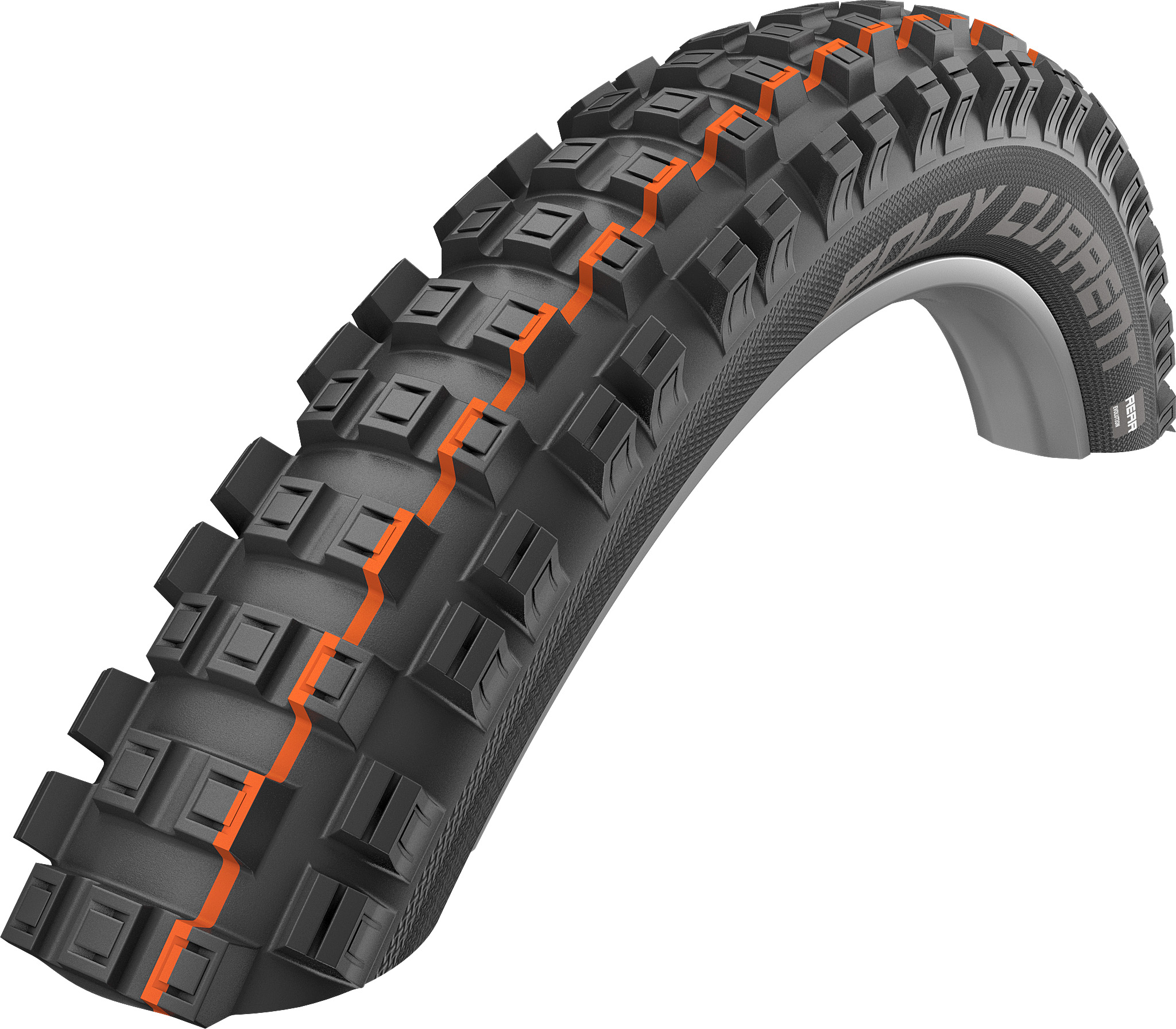 Schwalbe Eddy Current Rear Tyre - Super Gravity SnakeSkin | Tyres