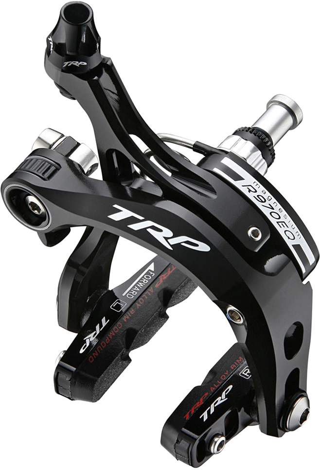 TRP R970 EQ Road Brake Set | Brake calipers