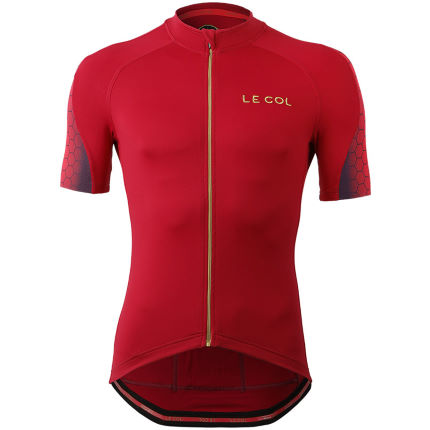 Le Col Hors Categorie Hex Jersey