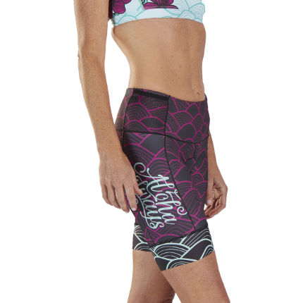 "Zoot Women's Aloha 19 LTD Tri 8"" Short"