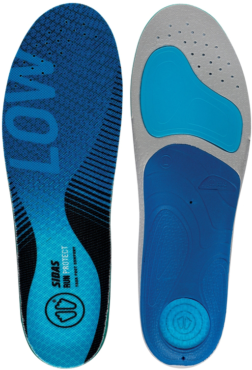 Sidas 3 Feet Low Arch Run protect insole | shoes_other_clothes