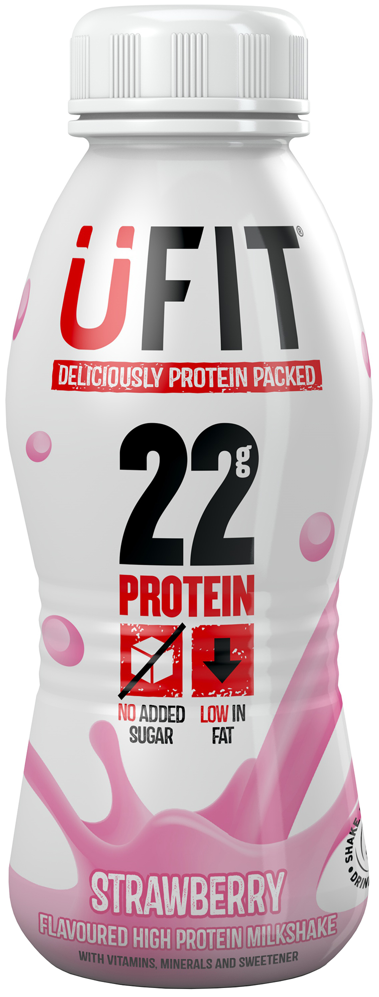 UFIT High Protein Drink (310ml) | Protein bar and powder
