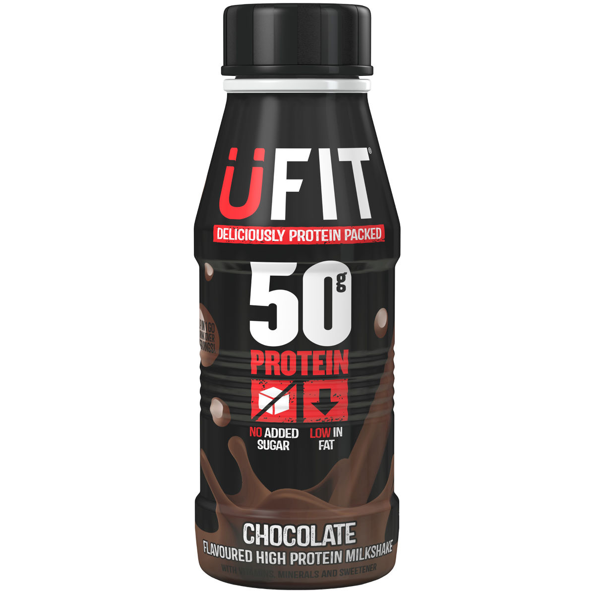 UFIT UFIT High Protein Drink (500ml)   Ready to Drink