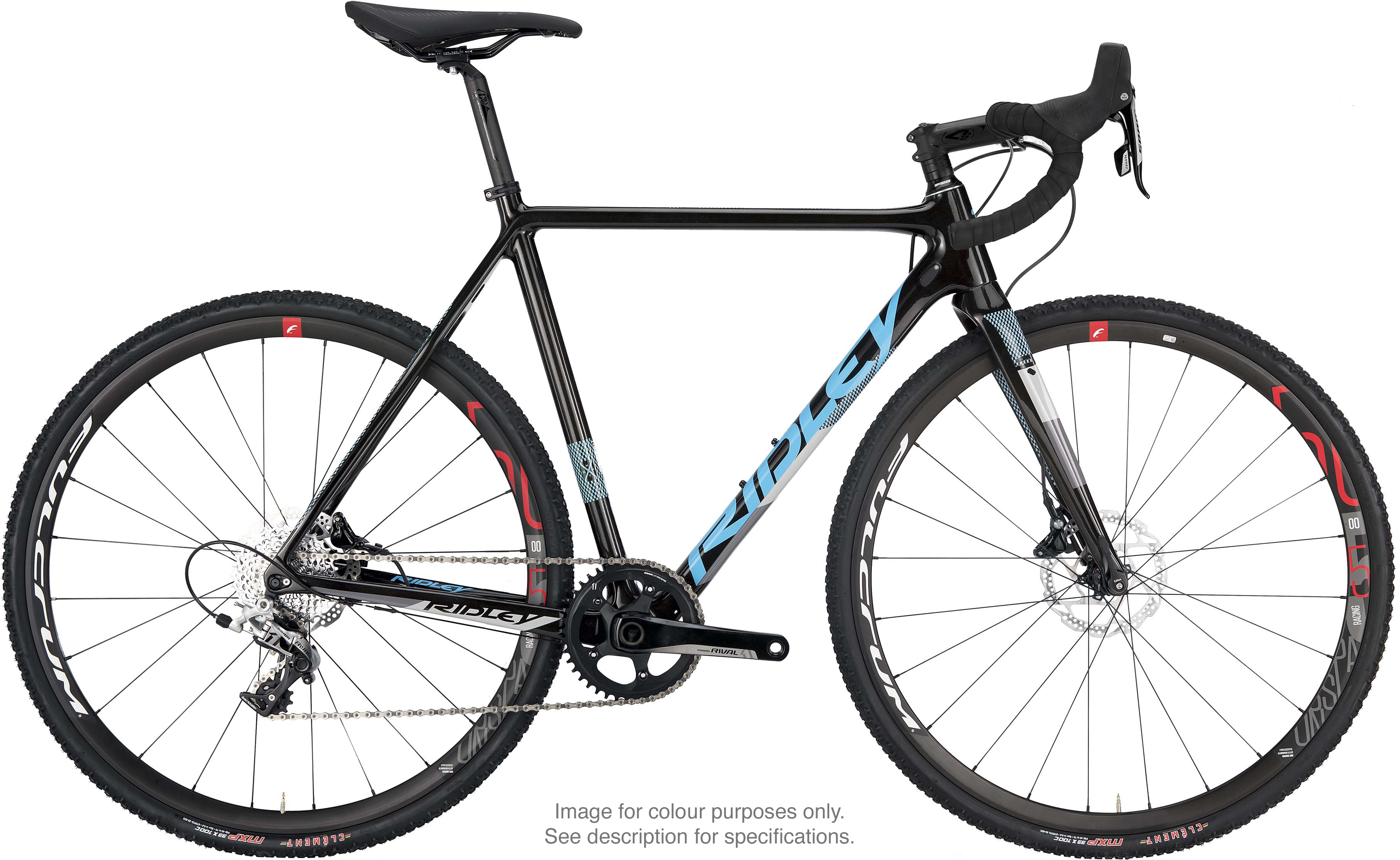 Ridley X-Night Disc Ultegra Mix Cyclocross Bike (2019) | Cross-cykler