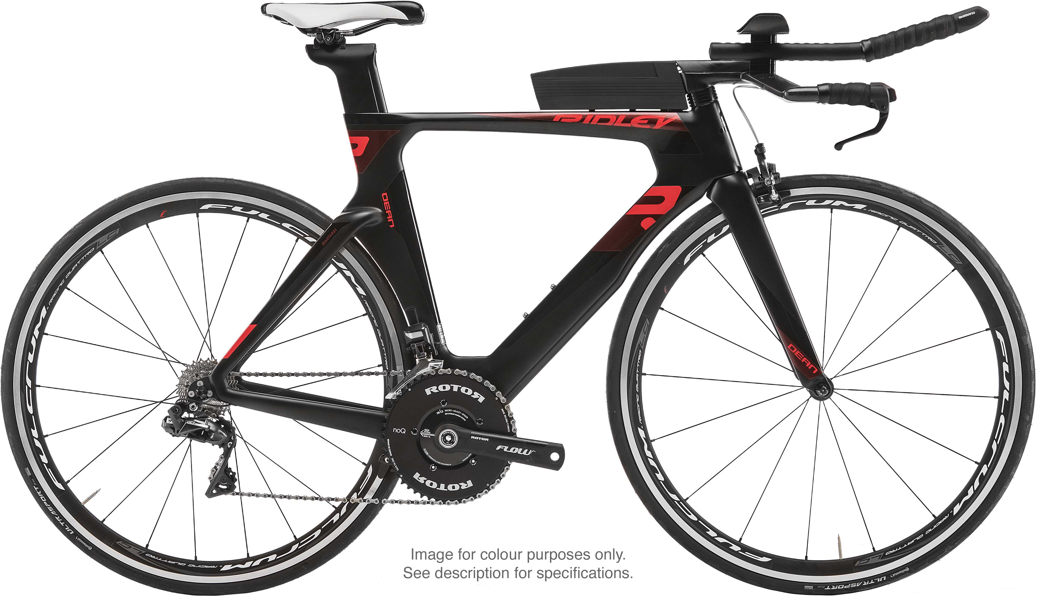 Ridley Dean Ultegra TT Bike (2019) | Tri/time trial