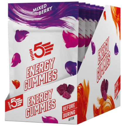 HIGH5 Energy Gummies (10 x 26g)