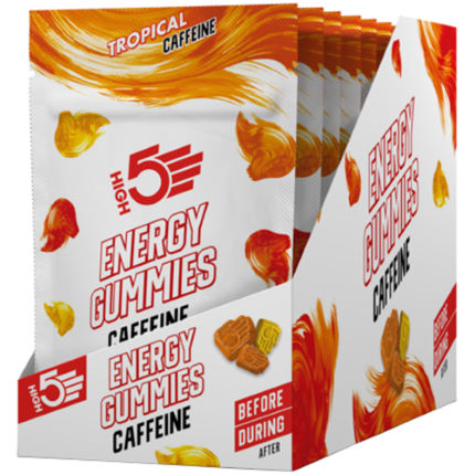 HIGH5 Energy Gummies Caffeine  (10 x 26g)