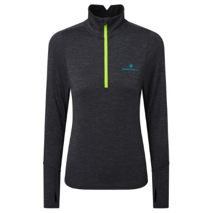 Ronhill Women's Stride Thermal Half Zip Tee