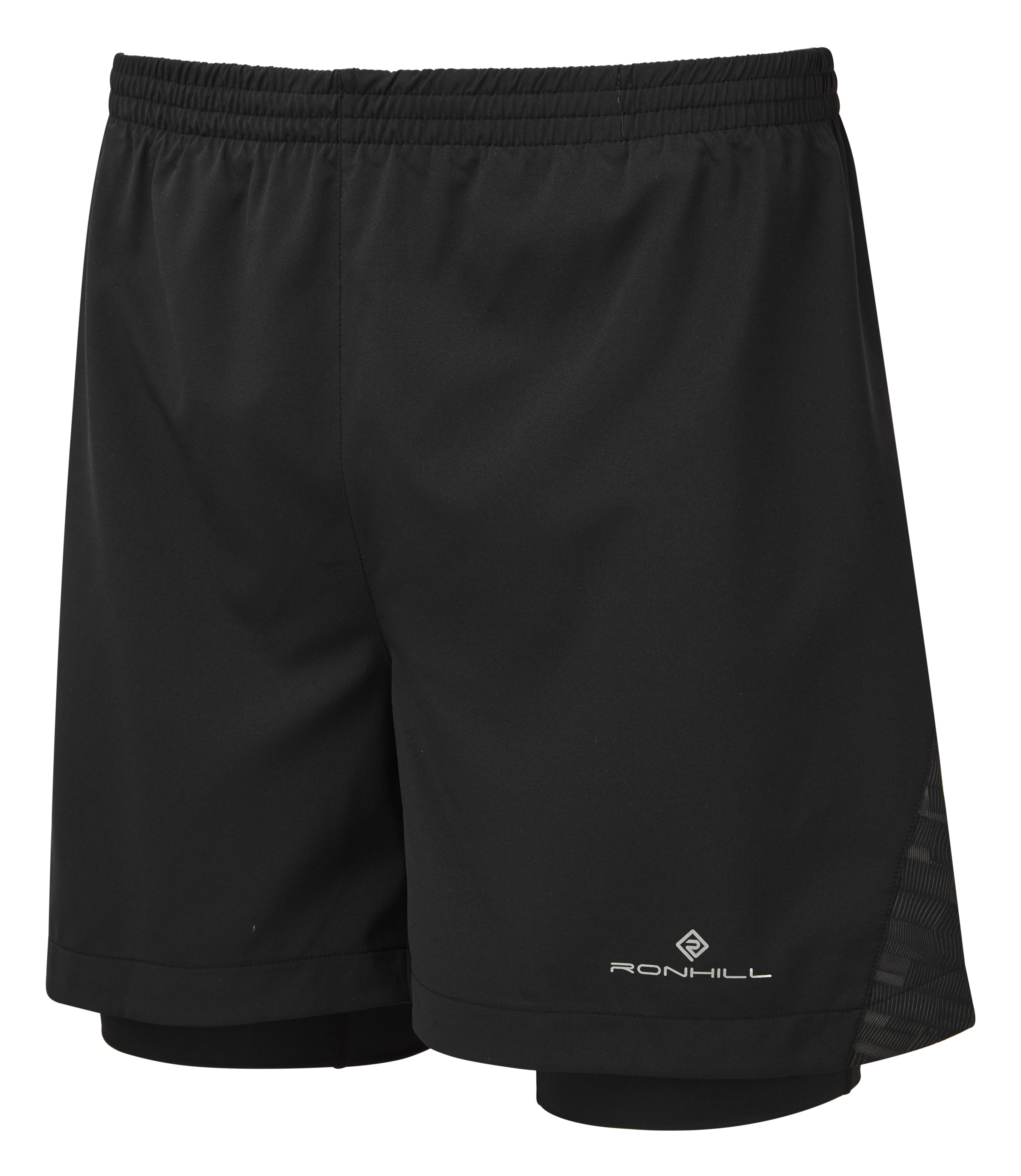 Ronhill Momentum Afterlight Twin Short   Trousers