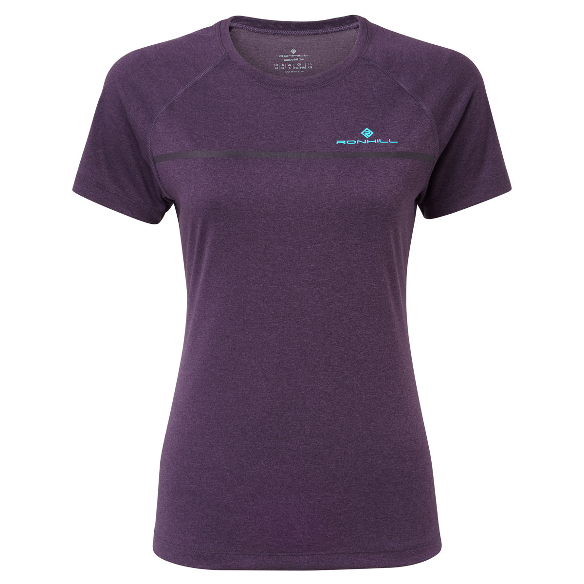 Ronhill Ronhill Womens Everyday S/S Tee   Short Sleeve Running Tops
