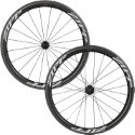 Zipp 302 Carbon Clincher Black/White Wheels