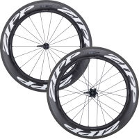 Zipp 808 Carbon Clincher White Road Wheels