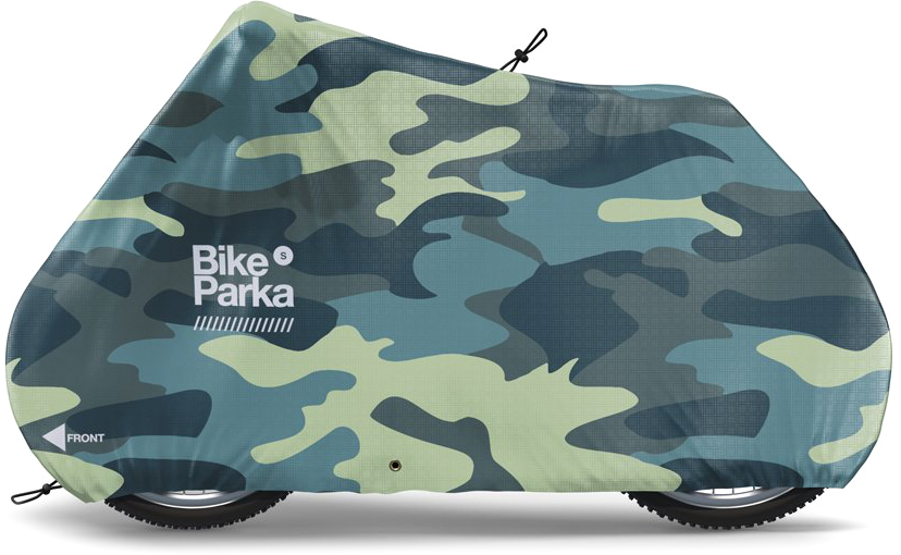 BikeParka Small / BMX Bike Cover | BMX-cykler