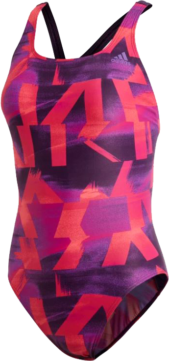 adidas Athly X Graphic Swimsuit | swim_clothes