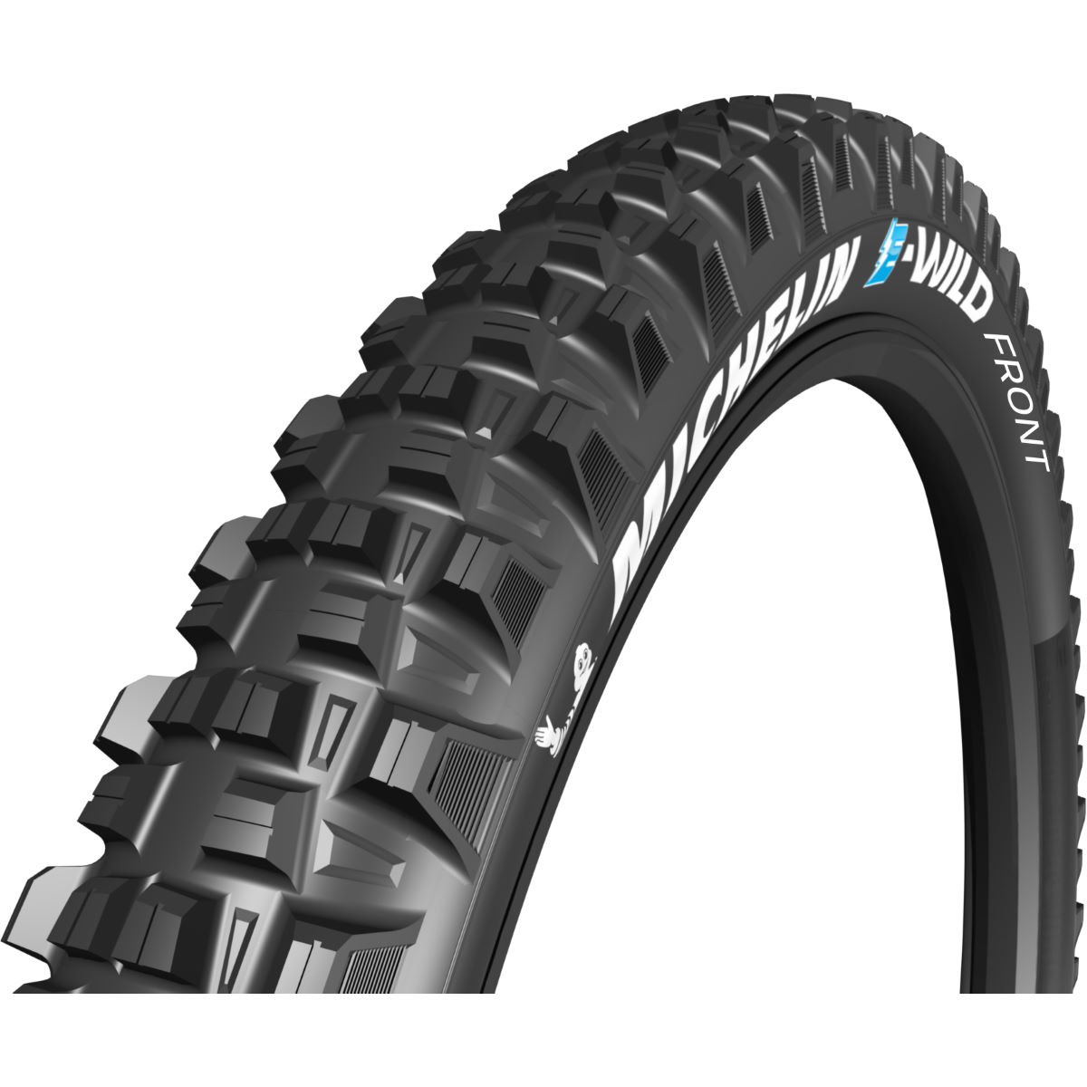 MICHELIN Michelin E-Wild Gum-X TLR Enduro Front TS Tyre   Tyres