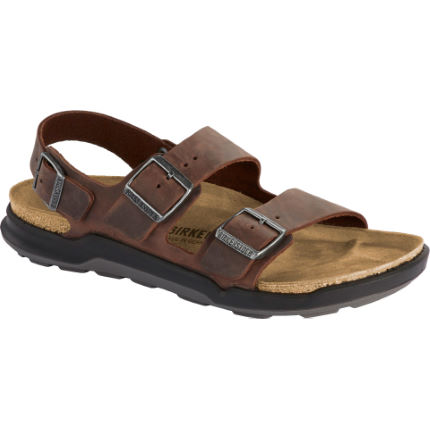 Birkenstock Adventure Crosstown Milano Leather Sandal