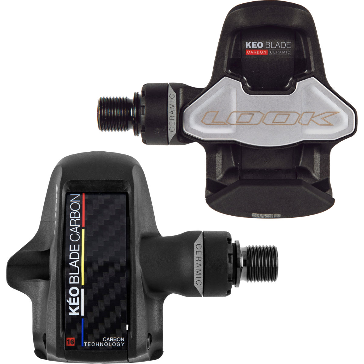 Look Look Look Keo Blade Carbon Ceramic Pedal   Clip-in Pedals