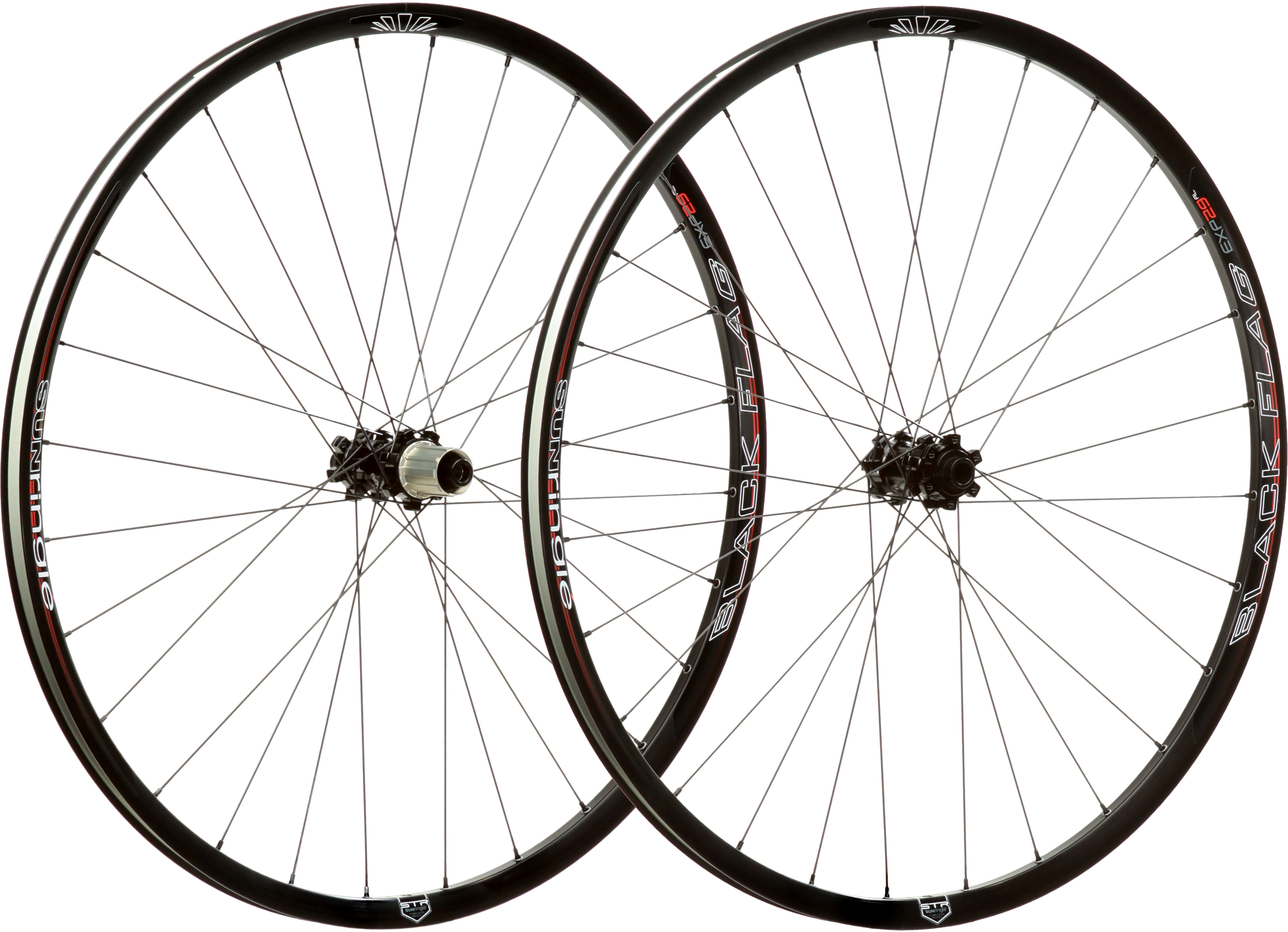 Sun Ringle Black Flag Expert Wheelset | Hjulsæt