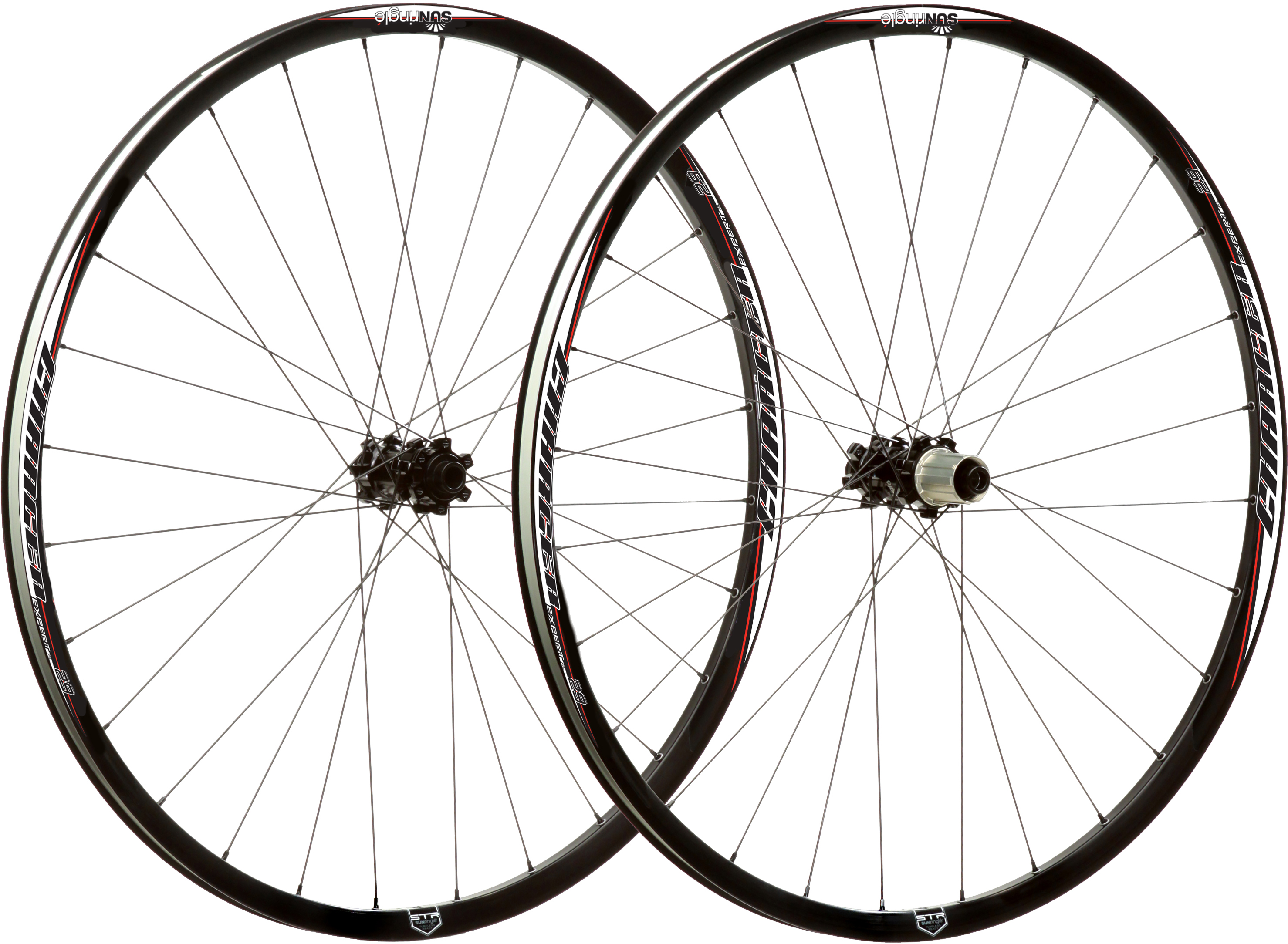 Sun Ringle Charger Expert AL Wheelset | Hjulsæt