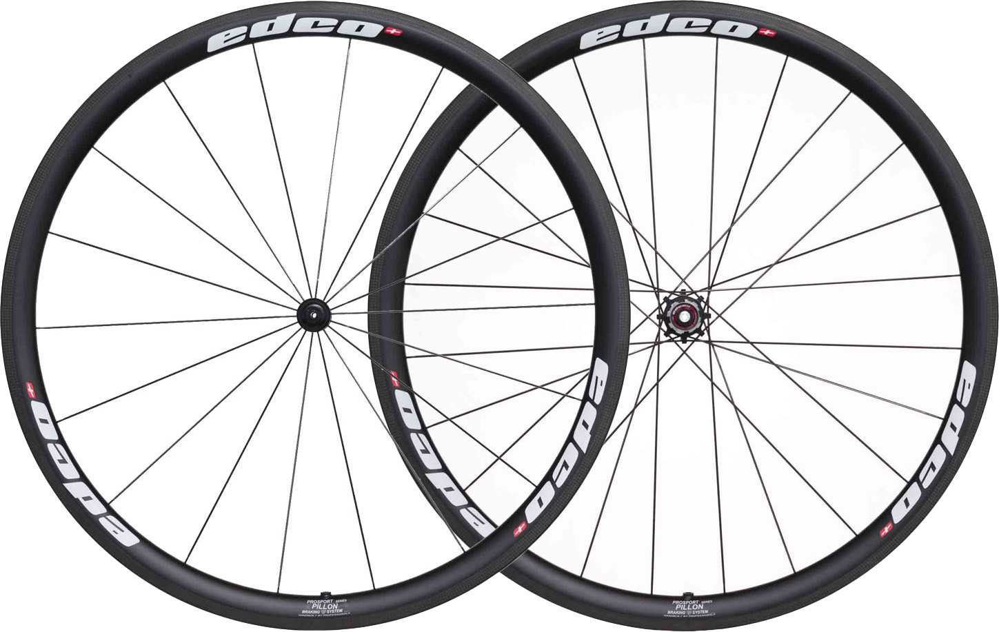 Edco Prosport Pillon Wheelset | Wheelset