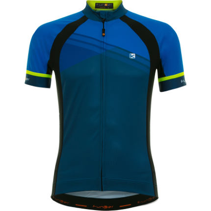 Funkier F-Ride Active Leisure Short Sleeve Jersey