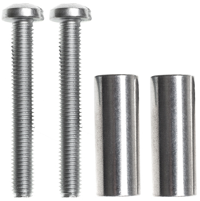 Wald Basket/Rack Standoffs and Bolts | nuts_and_bolts_component