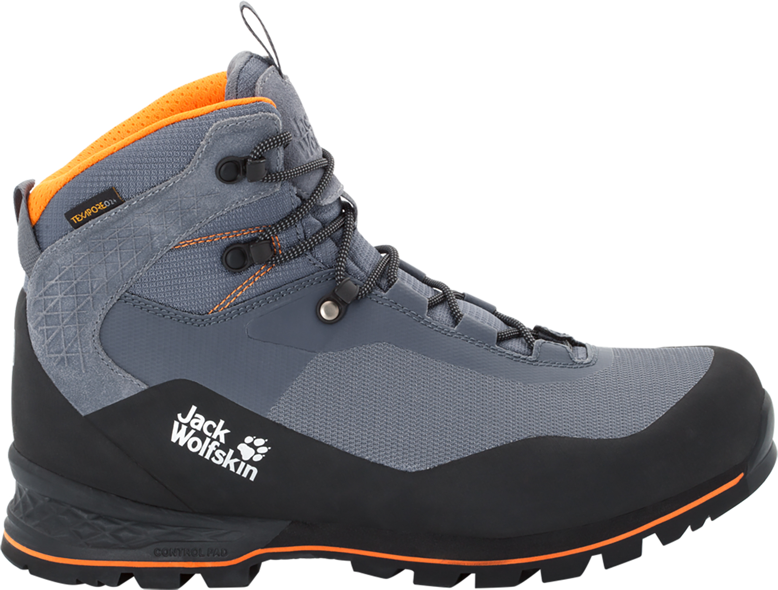 Jack Wolfskin Wilderness Lite Texapore Mid Shoes