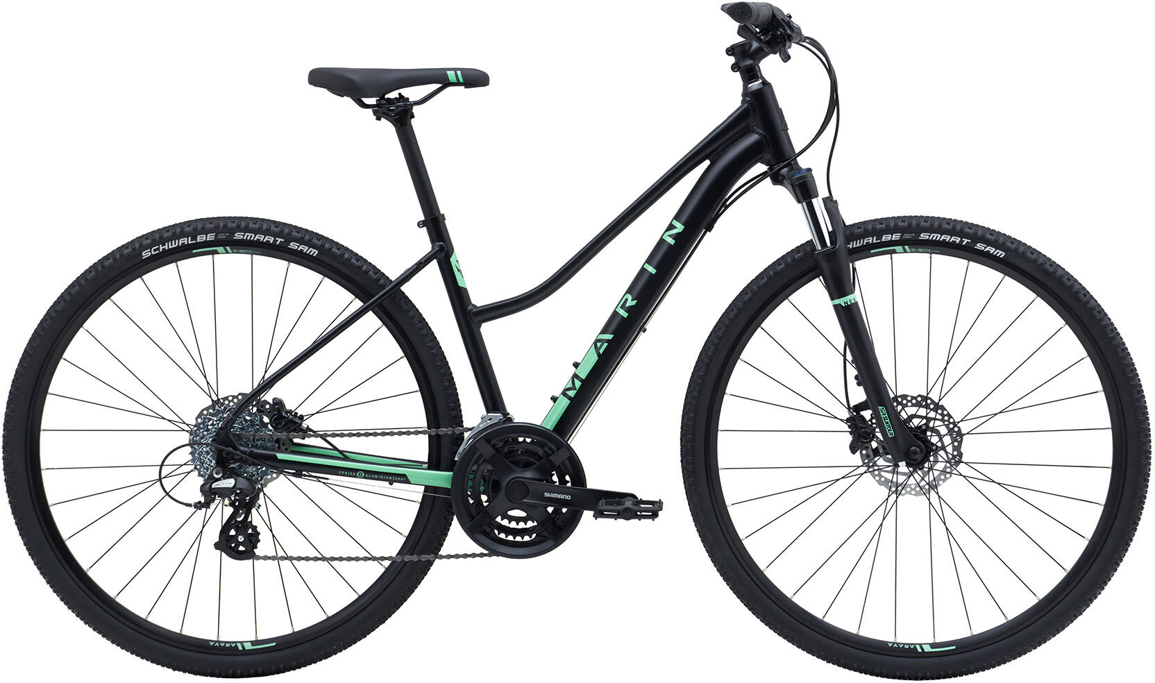 Marin San Anselmo DS2 City Bike (2019) | City-cykler