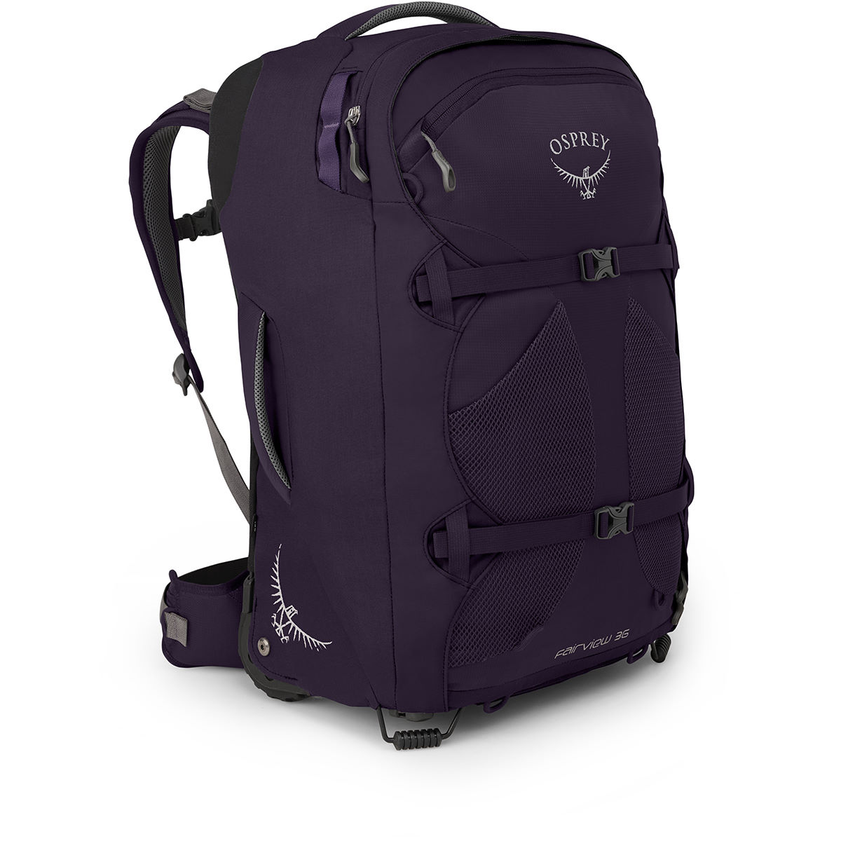 Osprey Osprey Fairview Wheels 36 Bag   Rucksacks