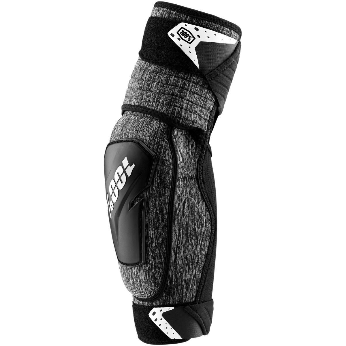 100% Fortis Elbow Guard - S/m Charcoal Heather  Elbow Pads
