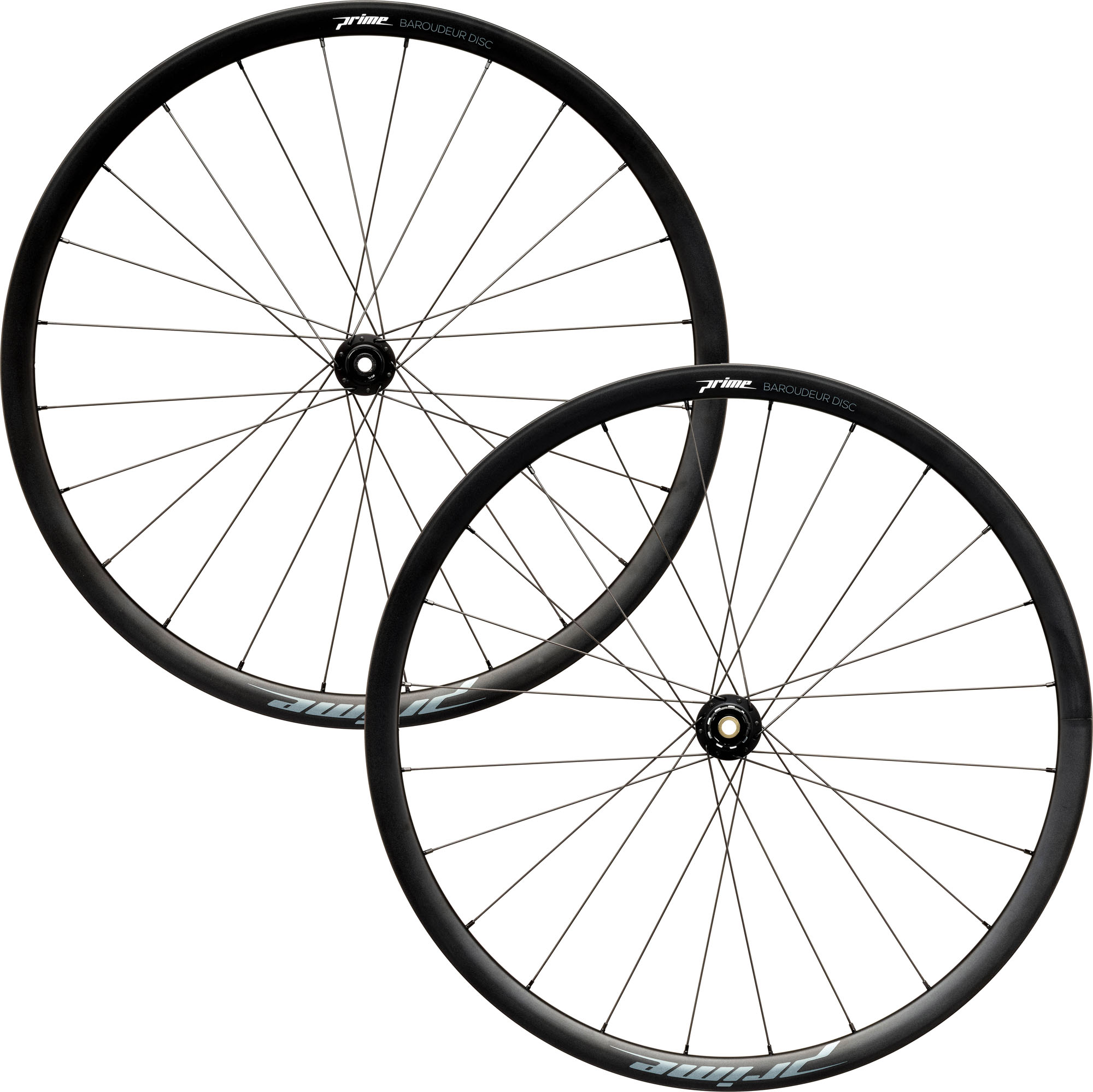 Prime Baroudeur Road Disc Wheelset | Wheelset